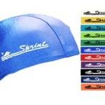 Sprint Children's Lycra Swimming Caps