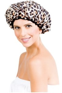 Betty Dain Terry Lined Shower hat