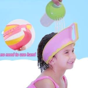 kids shower cap