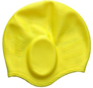 premium Waterproof Silicone Swimming Cap