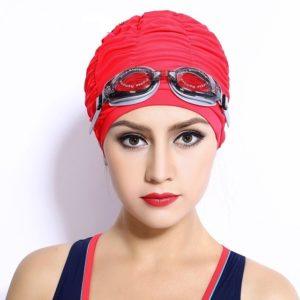 women swim cap